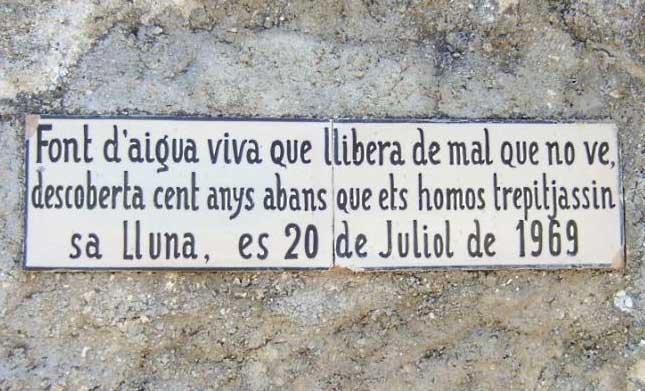 FONTS DE TRAMUNTANA, UN CATÀLEG IL·LUSTRAT DE SES FONTS DE MALLORCA