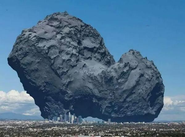 asteroide angeles
